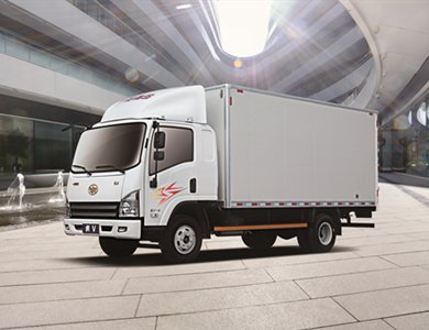 FAW 4x2 120hp 5t Lorry Truck