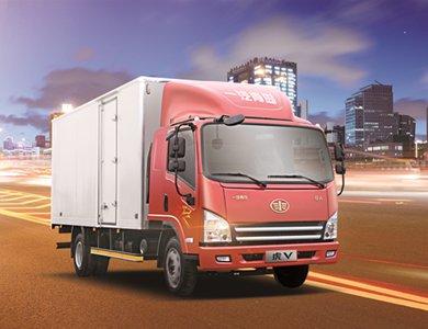 FAW 4x2 120hp 7.5t Lorry Truck