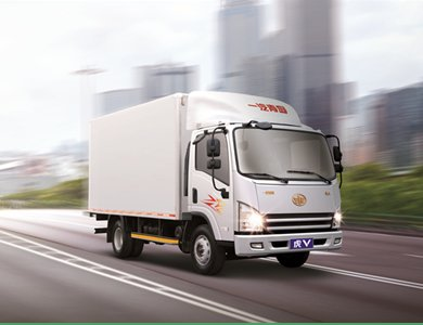 FAW 4x2 140hp 7.5t Lorry Truck