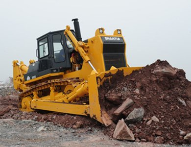Shantui SD10 Small Bulldozer
