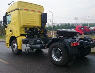 Beiben V3 4x2 290hp Tractor Truck