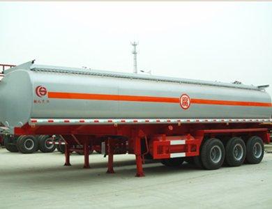 Oil Tank Semitrailer 25000L