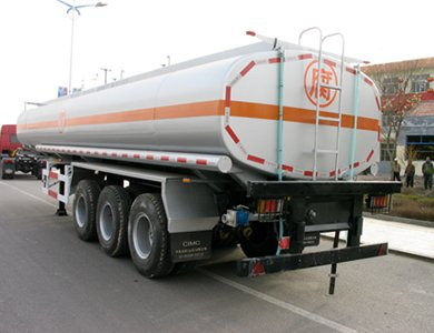 Oil Tank Semitrailer 30000L