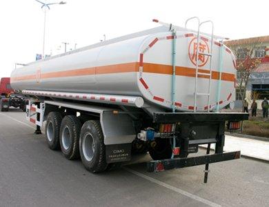 Oil Tank Semitrailer 40000L