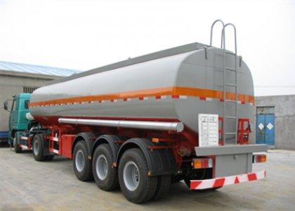 Oil Tank Semitrailer 45000L