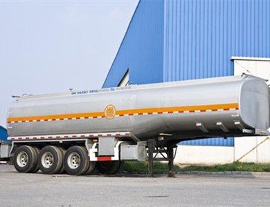 Oil Tank Semitrailer 60000L