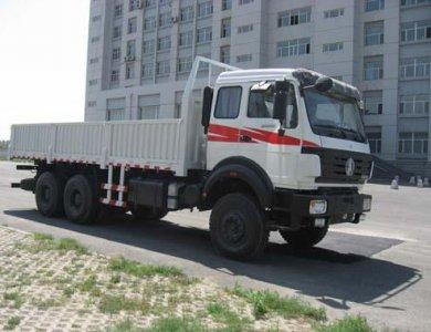 Beiben NG80 6x4 270hp Cargo Truck