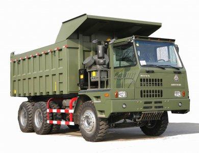 Chinese Hot Sale Sinotruck Howo 371hp Dump Truck Mining Tipper
