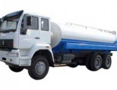 Sinotruck new 6*4 howo 10000 liter water tank truck