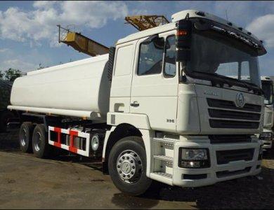 SHACMAN F3000 Sprinkler 15000L~18000L water tank truck