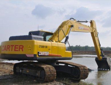 Carter 36t Excavator