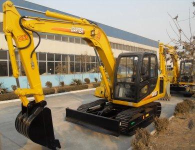 Carter 8t Mini Excavator