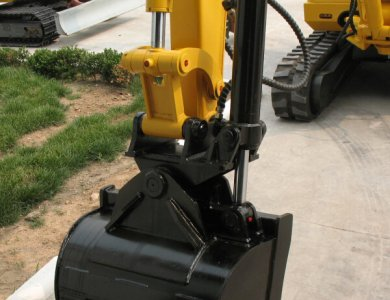 Carter 1.8t Mini Excavator