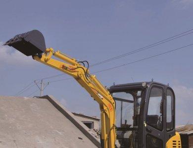 Carter 4.5t Mini Excavator