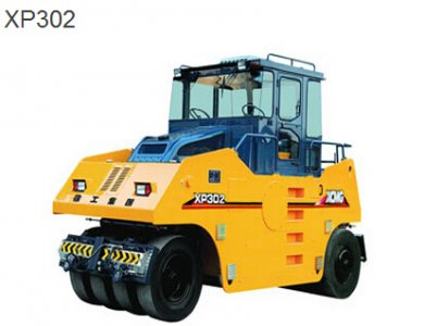 XCMG Road Roller XP302 For Hot Sale