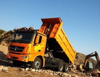 Beiben V3 6X4 Dump Truck for Sale