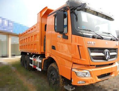 Mercedes Benz Technology Beiben V3 6X4 Dump Truck