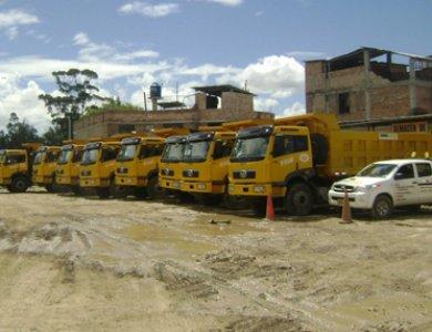 6x4 FAW tipper truck Dumper Trucks