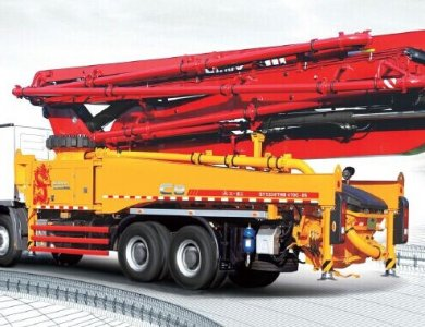 37m Sany Concrete Pump Trucks