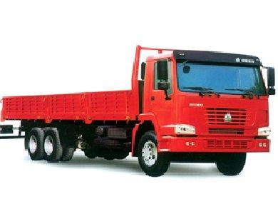 Hot Sale Howo 6*4 Lorry Truck