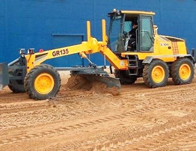 New XCMG GR135 135HP Small/Mini motor grader for sale