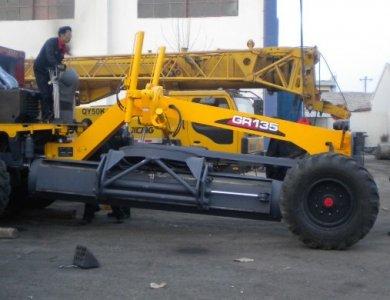 XCMG Motor grader GR135 11000kg