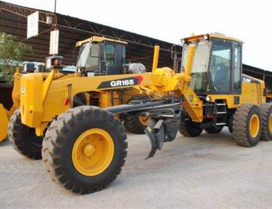 170HP XCMG GR165 Motor Grader