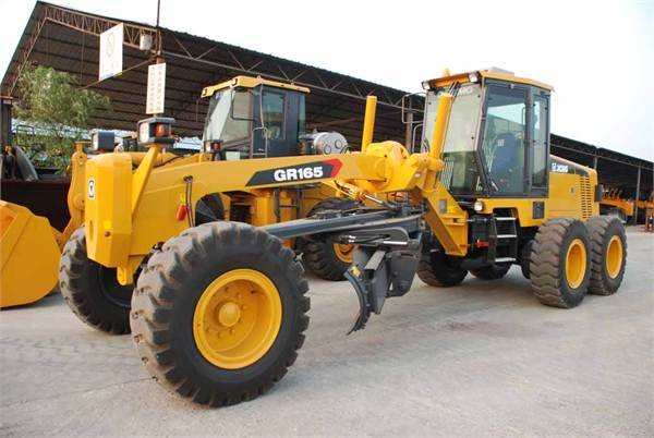 High Quality New 165 HP XCMG GR165 Motor Grader For Sale