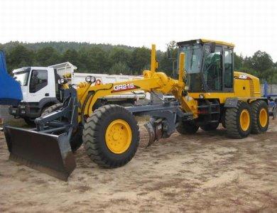 XCMG GR215A Motor Grader
