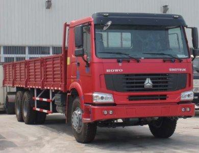 Sinotruck Howo 10 wheel cargo truck