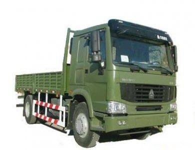 Sinotruk HOWO 6*6 All-wheel Drive Cargo Truck