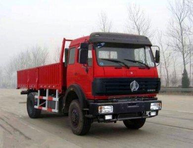 Beiben NG80 4x2 290hp Cargo Truck