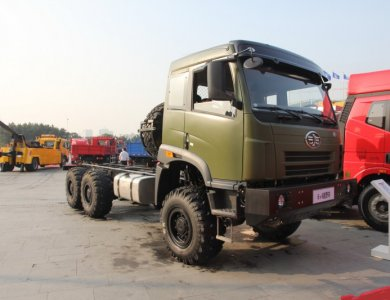 FAW 260hp Tractor Truck