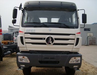 Beiben 4x2 290hp Tractor Truck Prime Mover for sale