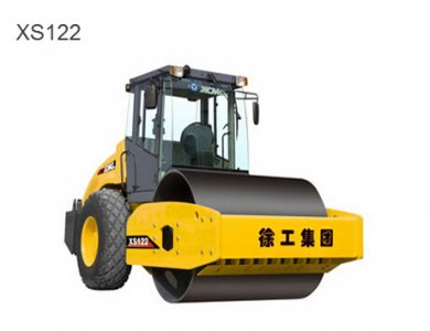 12ton XCMG Road Roller XS122