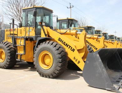 SHANTUI 5ton Wheel Loader SL50W