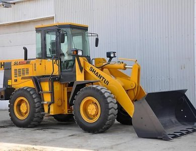 SHANTUI SL30W 3T Wheel Loader