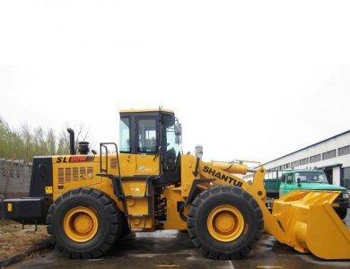 SHANTUI 6ton whell loader