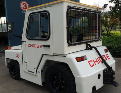 QCD30-KM Towing Tractor