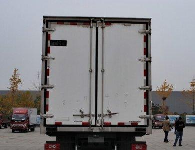 FOTON 4x2 Hot sale Refrigerator Freezer Truck