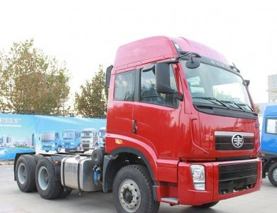 FAW 380hp Tractor Truck For Sale