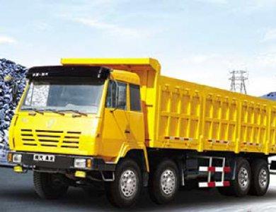 SHAANXI SHACMAN Olong(Steyr) 8x4 340HP Dump Truck
