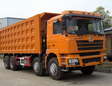 SHACMAN WEICHAI 380hp 8x4 Dump Truck