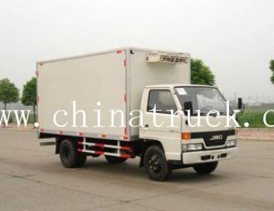 JMC Refrigerator Truck 2T Freezer truck for sale