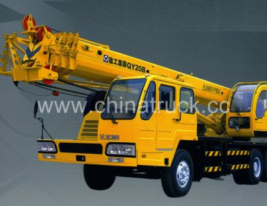 XCMG Crane QY20B.5 truck crane for sale