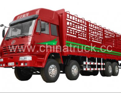 Shacman Olong 8x4 Stake Truck