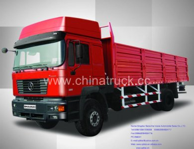 hot sale shacman D long 4x2 Lorry truck