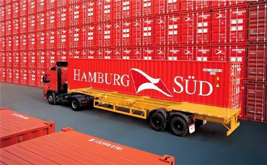 2 axle Skeleton Container Semi-trailer