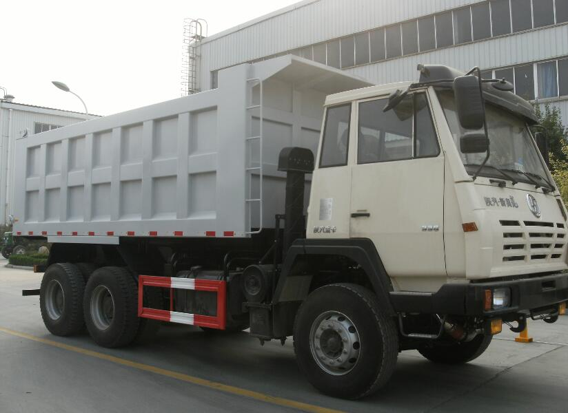 SHAANXI SHACMAN Steyr Olong 6x4 Dump Truck