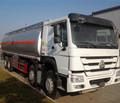 High Quality 25-30cbm Sinotruck HOWO Fuel Tank Truck